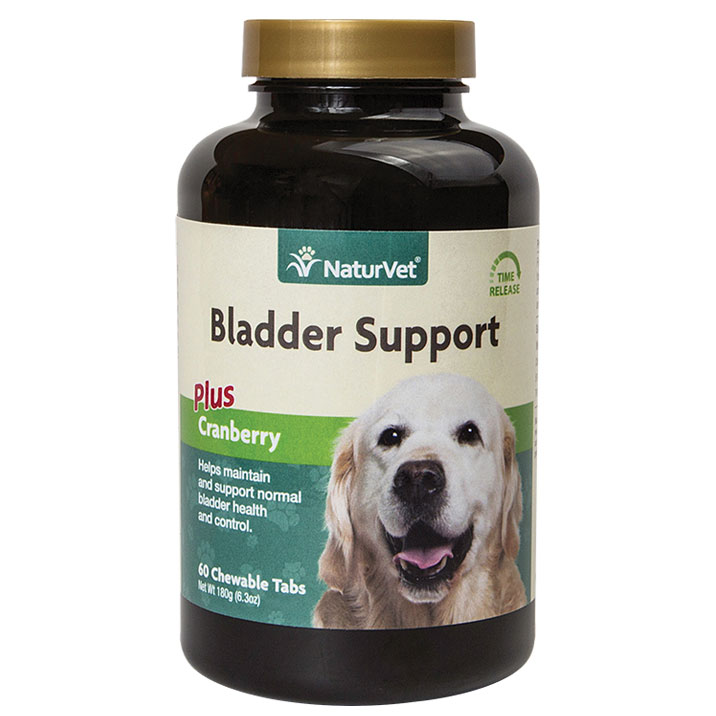 NaturVet ® Senior Bladder Support 60 ct. 40290