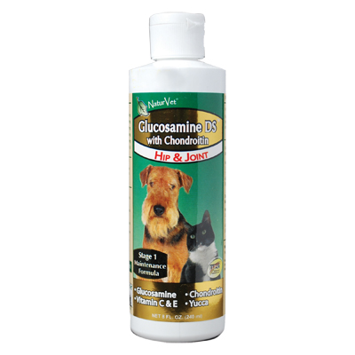 NaturVet® Glucosamine DS Liquid Double Strength 32 oz. 4062