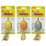 Nylabone® Rhino Puppy Rope Toy 40652