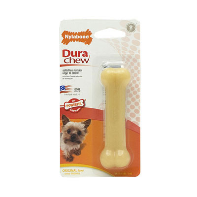 Nylabone® Dura Chew® Dog Toy Original  41041e