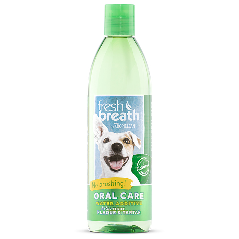 Tropiclean® Fresh Breath Water Additive 41255b