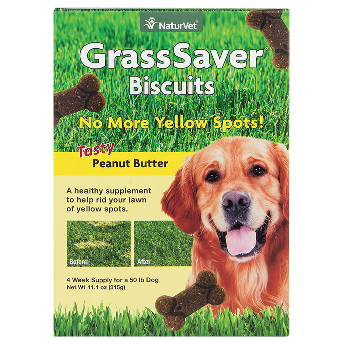NaturVet® GrassSaver® Natural Supplement 11 oz. Biscuits 4219