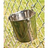 Stainless Steel Flat Side Pail 4250e
