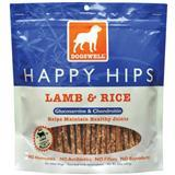 Dogswell® Natural Lamb and Rice Jerky Happy Hips Treats 429301b