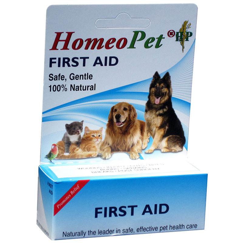 HomeoPet® First Aid 4336
