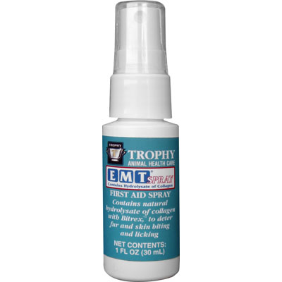 EMT® First Aid Gel and Spray 4412b