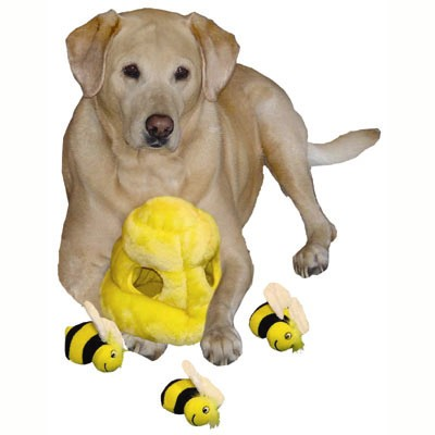 Outward Hound® Hide-A-Bee® Plush Puzzle 44431