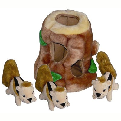 Outward Hound® Hide-A-Squirrel® Large Plush Puzzle 44433