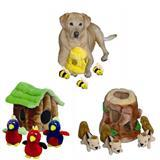 Plush Puppies® Hide-A-Toy Animal Puzzle & Replacements 4443b