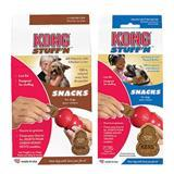 Kong Stuff N  Snaps Dog Treats 4498B