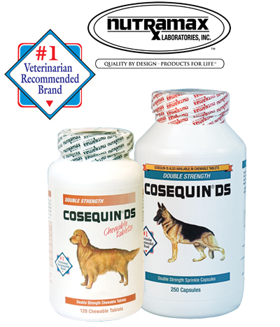 Cosequin® Double Strength by Nutramax™ 45000B