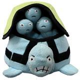 Plush Puppies® Hide-A-Toy Tough Turtle 453303