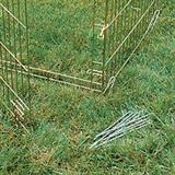 MidWest® Exercise Pen Ground Stakes, Set of 8 4636