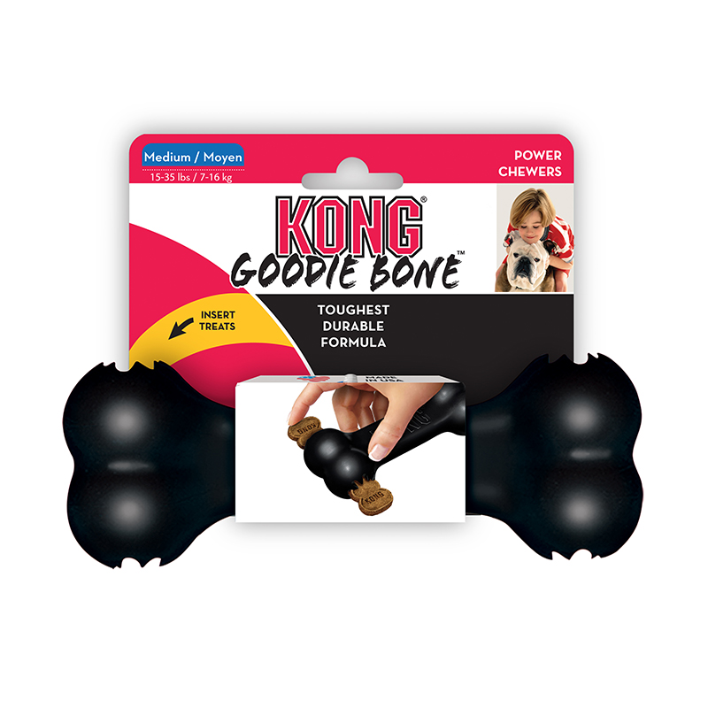 KONG® Extreme Goodie BoneTreat Dispensing Chew Toy 47373b