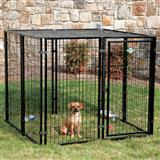 PetSafe® Cottageview Dog Kennel™ 5'x5'x4' 48531