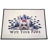 Wipe Your Paws Doormat 4876E