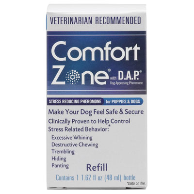 Canine Comfort Zone Travel Spray with D.A.P. Adaptil Refill 48ml 49440