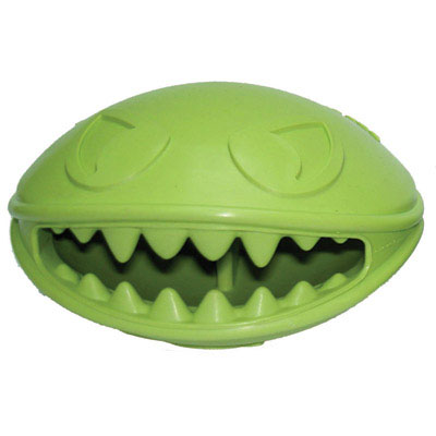 "Jolly Pets® Monster Mouth™ Treat Dispensing Toy 2.5"" - 3"" 49441"