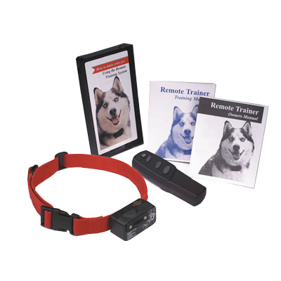 PetSafe Deluxe Remote Trainer for Big Dogs 4975