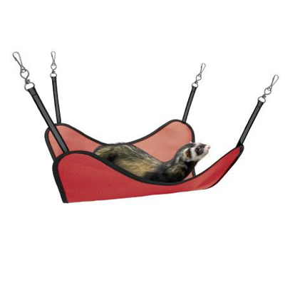 Super Pet® Ferret Hammock 14 inchx14 inch
