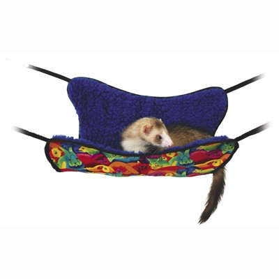Super Pet® Ferret Cozy Hammock 14inx14in