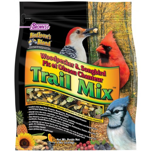 FM Brown's® Bird Lover's Blend Extreme Trail Mix 5 lb. 5103