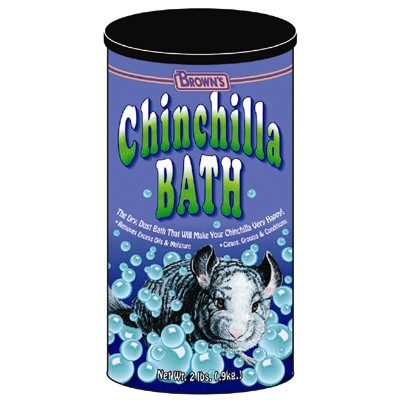 FM Brown's® Chinchilla Bath Dry Dust 2 lbs. 5133