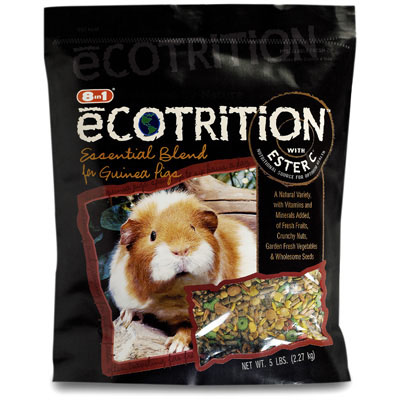 eCotrition™ Guinea Pig Food 2lbs.
