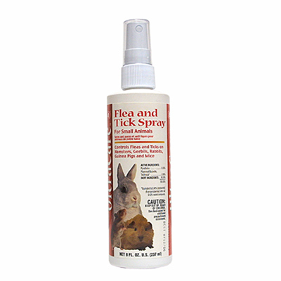 8 in 1® Flea & Tick Spray For Small Animals 8 oz.