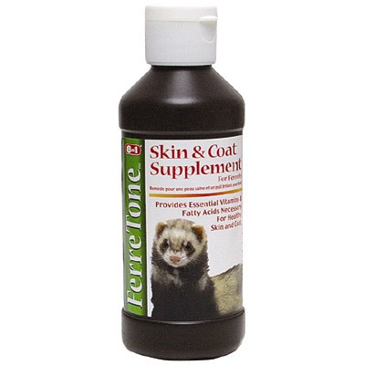 Ferretone Liquid Skin and Coat Supplement 5282e