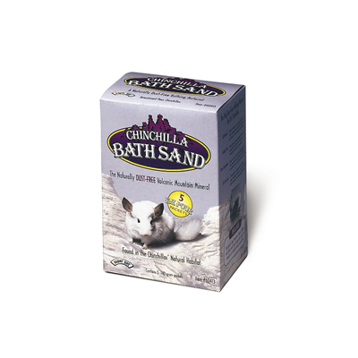 Super Pet® Chinchilla Bath Sand