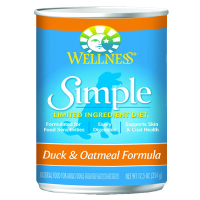 Wellness® Simple Food Solutions® Duck & Rice 12 oz. 554741