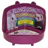 Long John High Side Litter Pan 5527