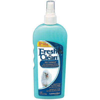 Fresh 'N Clean No Tangle Groom Spray 16oz. 0554