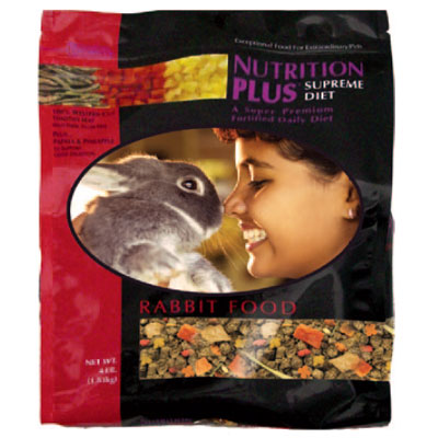 FM Brown's Nutrition Plus Rabbit Food 57052e