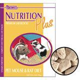 FM Browns® Nutrition Plus® Premium Lab Blocks Mouse and Rat Diet 50254