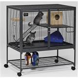 MidWest® Critter Nation™ Single Unit with Stand 36 in L x 24 in W x 39 in H 57102