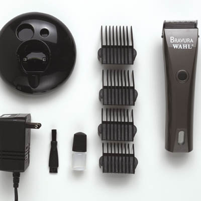 Bravura Cord/Cordless Clipper By Wahl 5810B
