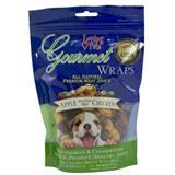 Loving Pets Gourmet Wraps Apple Wrapped with Chicken 6 oz. 610041