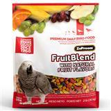 ZuPreem®  FruitBlend™ Premium Food for Medium/Large Birds 6133b