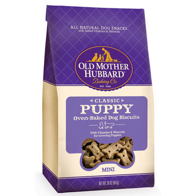 Old Mother Hubbard® Biscuits for Dogs Gimme a Puppy Mini 20 oz.  61756