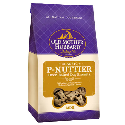Old Mother Hubbard® Biscuits for Dogs Extra-Tasty P-Nuttier 5 oz. 61762