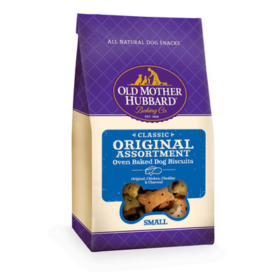 Old Mother Hubbard® Treats for Dogs Original Asssortment 3 lbs. 61835b