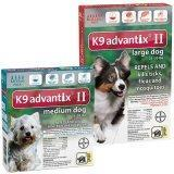 K9 Advantix® II Flea & Tick Topical for Dogs 6227b