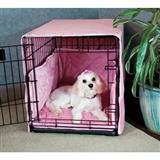 Pet Dreams® Pink Plush Cratewear 620001b