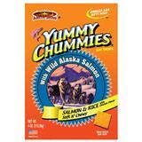 Yummy Chummies® Dog Treats Wild Alaska Salmon Pouches Salmon & Rice with Chicken Flavor 4 oz. 635122