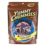 Yummy Chummies® Dog Treats Wild Alaska Salmon Pouches Bacon Flavor Salmon 4 oz. 635123