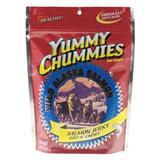 Yummy Chummies® Dog Treats Wild Alaska Salmon Pouches Salmon Jerky 4 oz. 635125