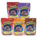 Arctic Paw ™ Yummy Chummies ® Dog Treat Wild Alaska Salmon 63512b