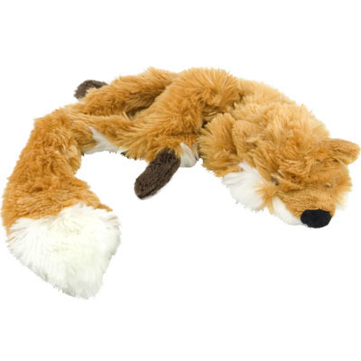 Spot® Skinneeez™ Fox Plush with Two Squeakers No Stuffing		 644562